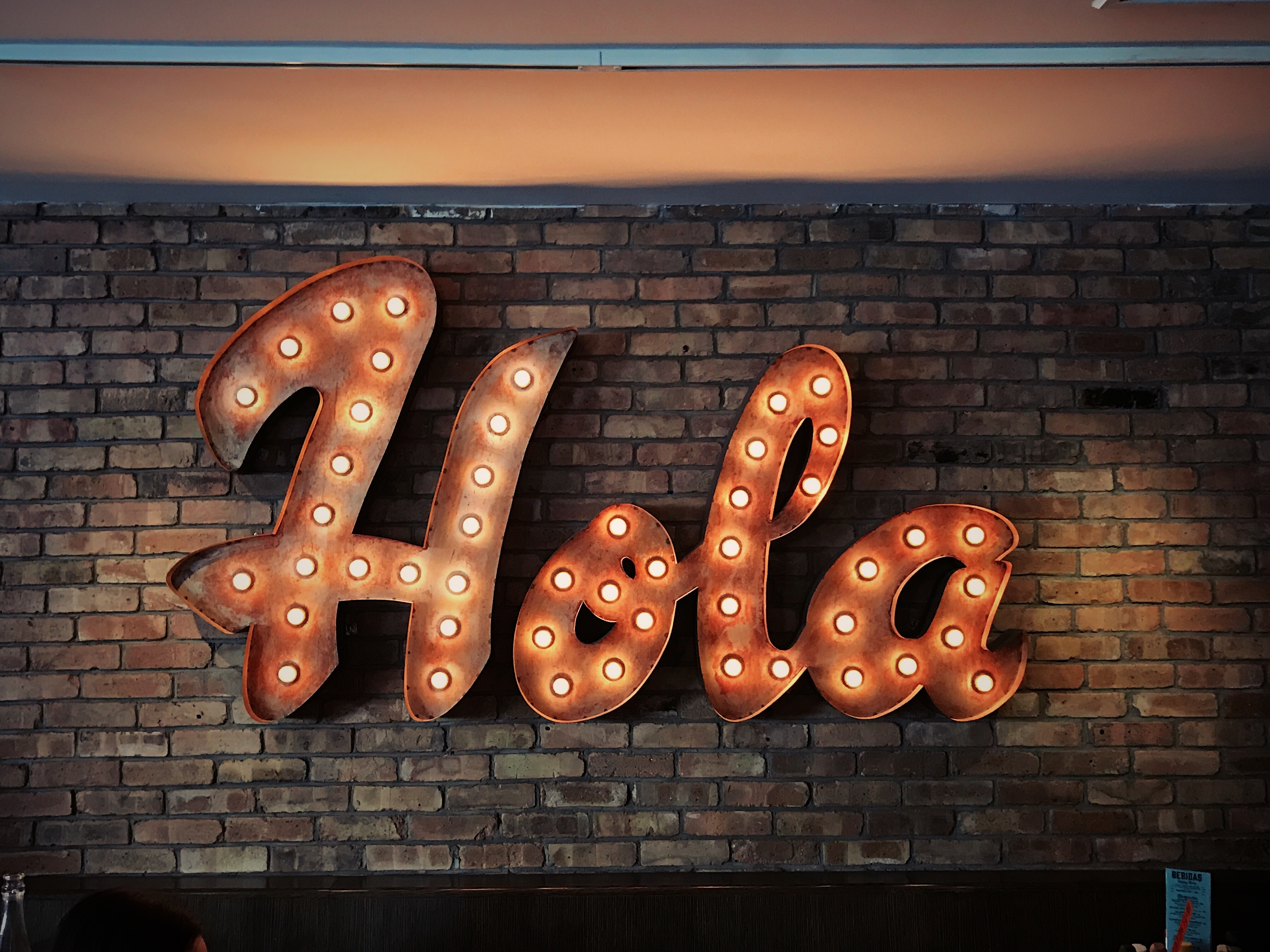 Look for clever and unexpected ways to greet visitors on your website using live chat software.