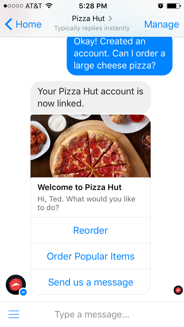 OMG I LOVE PIZZA.