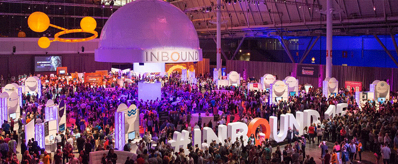 Scenes from the HubSpot Inbound Conference