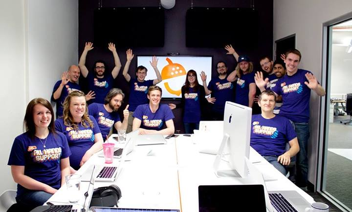 Hard to believe it's been 3 years since All Hands Support Month!