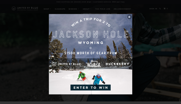 Jackson Hole uses contests to increase pop up PPC.