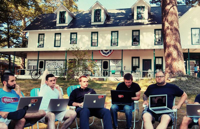 The Olark Engineering team considering the wonders of life, and JavaScript.