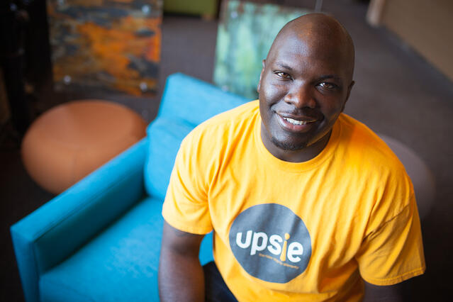 Clarence Bethea, founder of Upsie, uses Olark to help increase his sales.
