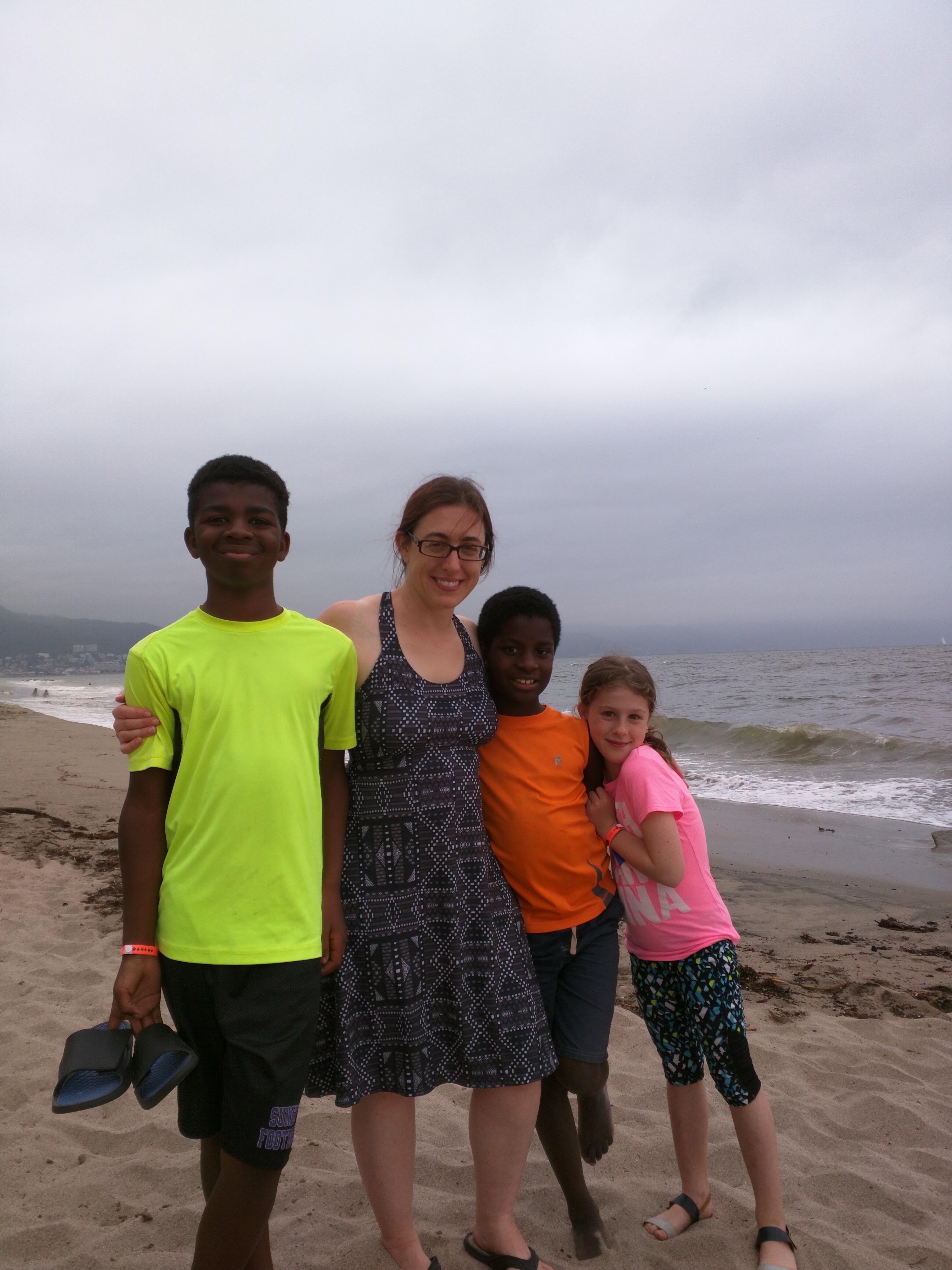 Betts vacation photo