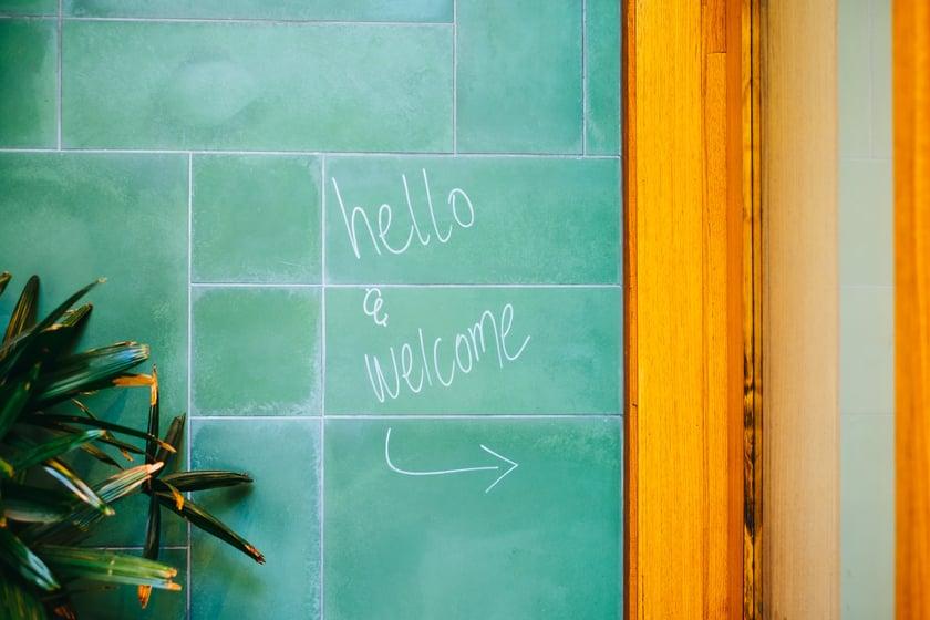 hello-welcome