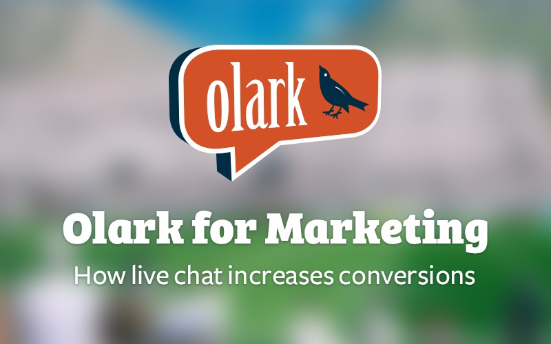 Guest Post: Improving conversions with live chat