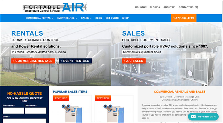 portable-air-woocommerce-olark