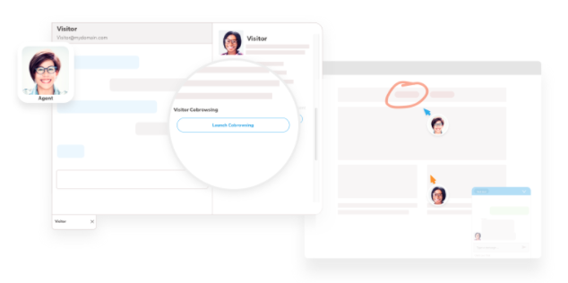 Improve your customer experience with the new Visitor Cobrowsing PowerUp