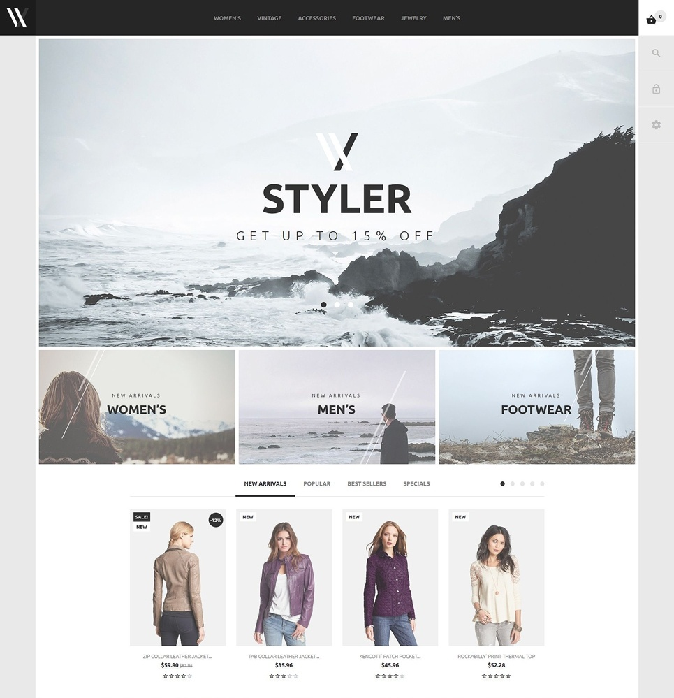 Win a PrestaShop or OpenCart theme for your eCommerce shop